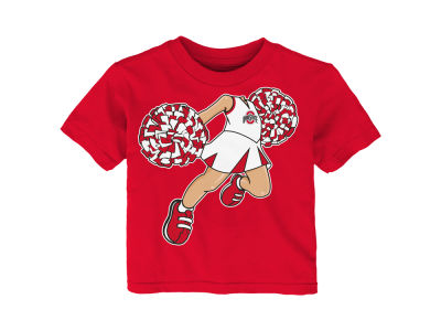 Outerstuff NCAA Infant Pom Pom Cheer T-Shirt