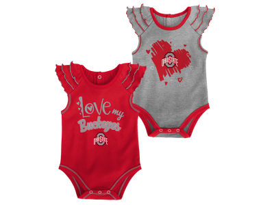 Outerstuff NCAA Newborn Girls Touchdown Set