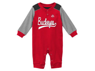 Outerstuff NCAA Newborn Scrimmage Long Sleeve Coverall