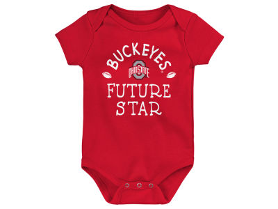 Outerstuff NCAA Newborn Future Star Creeper