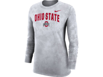 Nike NCAA Women's Tie Dye Long Sleeve T-Shirt