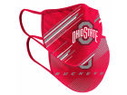 Ohio State Buckeyes Colosseum 2pack Kids Active Face Covering Apparel & Accessories