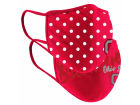 Ohio State Buckeyes Colosseum 2pack Cotton Dots Face Covering Apparel & Accessories