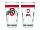 16oz Double Banded Pint Glass