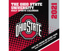 Ohio State Buckeyes 2021 Box Calendar Home Office & School Supplies