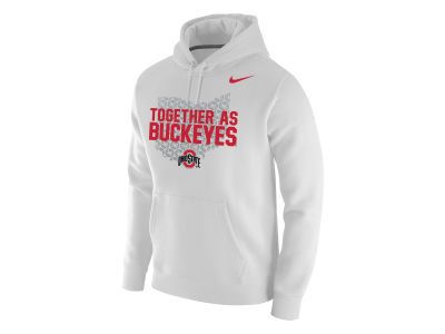 Nike NCAA Men's Official Fan Hooded Sweatshirt