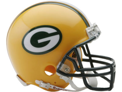 Green Bay Packers NFL Mini Helmet