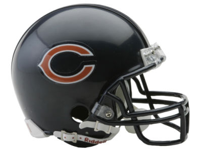 Chicago Bears NFL Mini Helmet