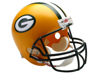 Green Bay Packers NFL Deluxe Replica Helmet