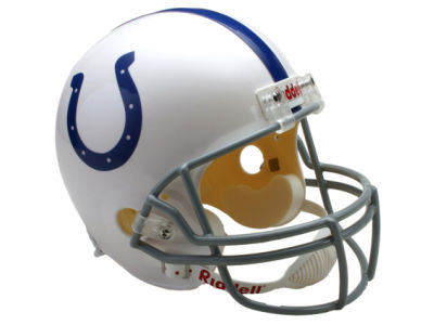 Indianapolis Colts NFL Deluxe Replica Helmet