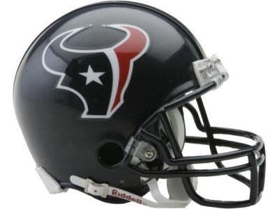 Houston Texans NFL Mini Helmet