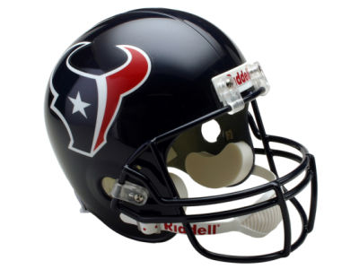 Houston Texans NFL Deluxe Replica Helmet