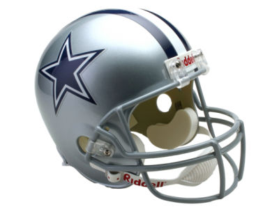 Dallas Cowboys NFL Deluxe Replica Helmet