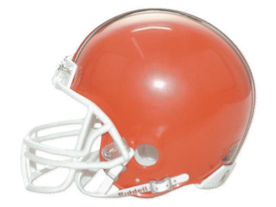 Cleveland Browns NFL Mini Helmet