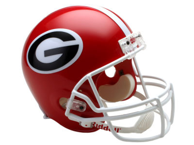 Georgia Bulldogs NCAA Deluxe Replica Helmet
