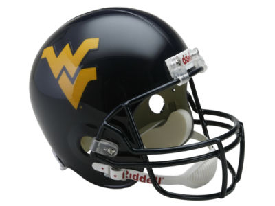 West Virginia Mountaineers NCAA Deluxe Replica Helmet
