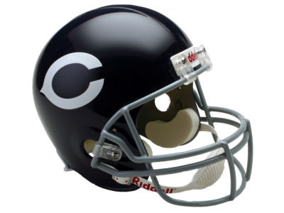 Chicago Bears NFL Deluxe Replica Helmet